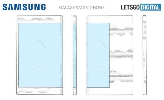 Дизайн смартфона будущего от Samsung – фото 2
