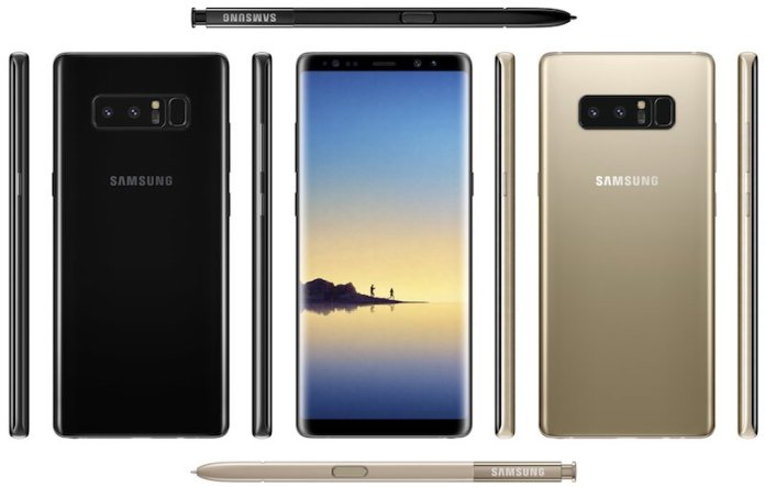 Samsung Galaxy Note 8 будет дорогим, но с отличной камерой – фото 1