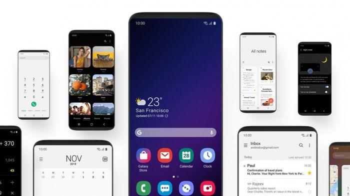 Вся красота Samsung One UI в официальном видео – фото 1