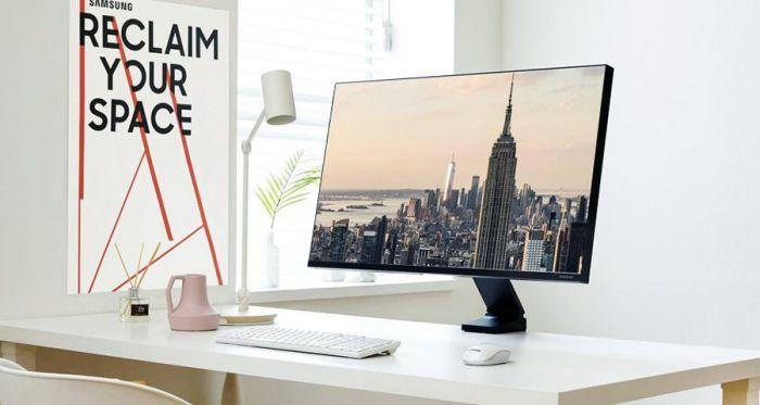 Выставка CES 2019: Мониторы Samsung с идеальным креплением – фото 1