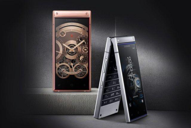 Анонс премиальной раскладушки Samsung W2019 с Snapdragon 845 – фото 1
