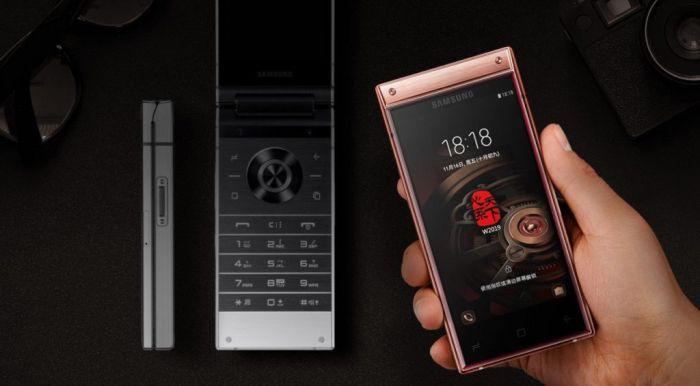 Анонс премиальной раскладушки Samsung W2019 с Snapdragon 845 – фото 2