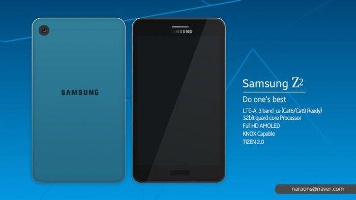 Samsung Z2 в проморолике рассказал о некоторых своих особенностях – фото 1