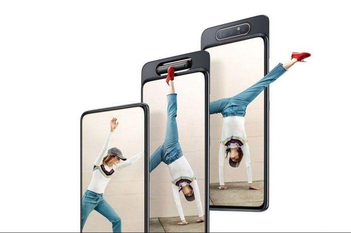 Samsung готовит Galaxy A90 с 5G-модемом и двойной камерой – фото 1