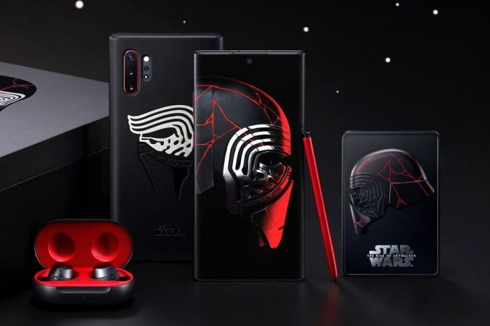 Представлен Samsung Galaxy Note 10+ Star Wars – фото 2