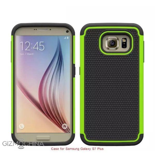 Samsung S7 и S7 Plus: новые фото флагмана здесь – фото 2