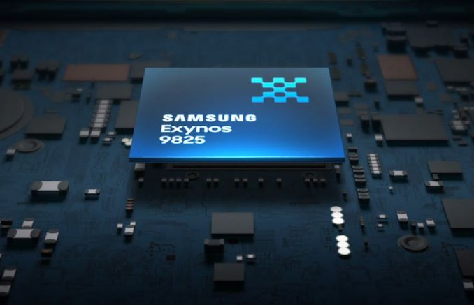Представлен флагманский чип Exynos 9825 — основа для Samsung Galaxy Note 10