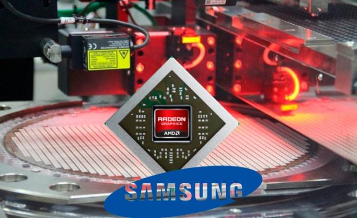 Samsung может взяться за производство чипов для AMD – фото 1