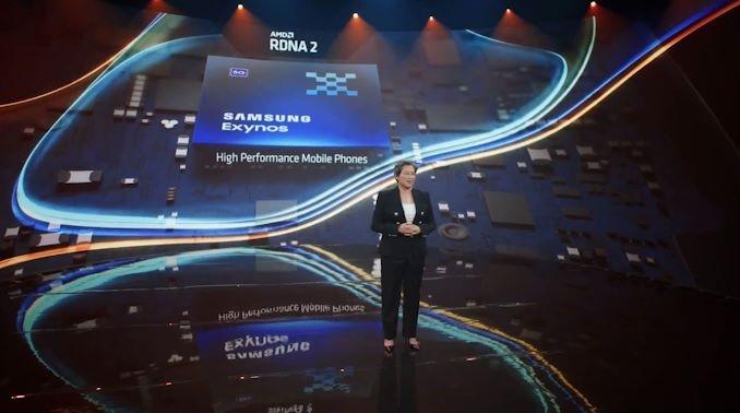 AMD подтвердила приход графики RDNA2 в мобильный чип Samsung – фото 1