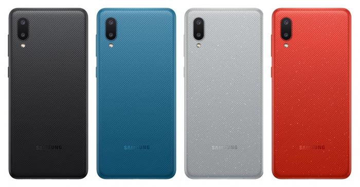 Анонс Samsung Galaxy A02 (2021): выносливый и с Dolby Atmos – фото 1