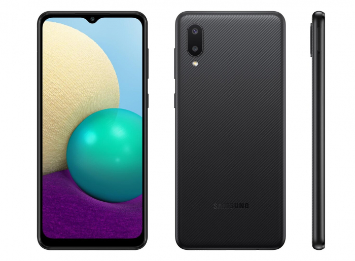 Анонс Samsung Galaxy A02 (2021): выносливый и с Dolby Atmos – фото 2