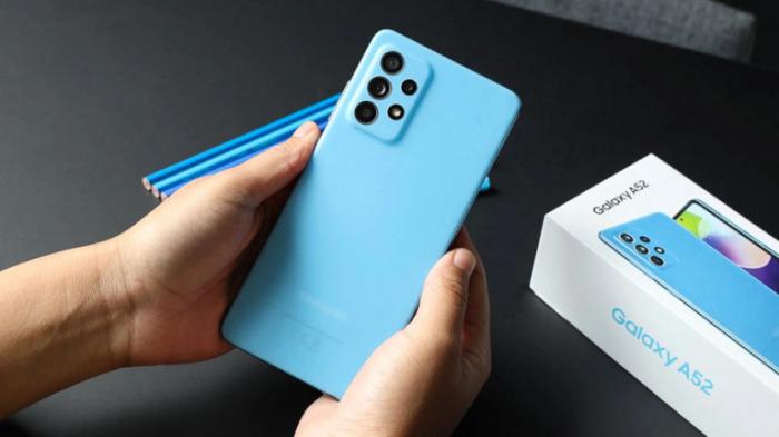 Даешь плавность с 90-Гц дисплеем в Samsung Galaxy A52 – фото 1