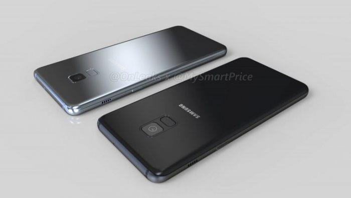 Samsung Galaxy A7 (2018) сертифицирован в FCC – фото 1