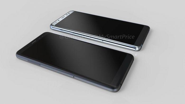 3D-ренедры показали те внешние преображения, что ждут Samsung Galaxy A5 (2018) и Galaxy A7 (2018) – фото 2
