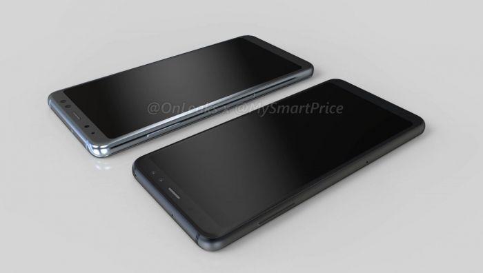 3D-ренедры показали те внешние преображения, что ждут Samsung Galaxy A5 (2018) и Galaxy A7 (2018) – фото 7