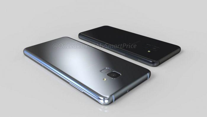 3D-ренедры показали те внешние преображения, что ждут Samsung Galaxy A5 (2018) и Galaxy A7 (2018) – фото 6