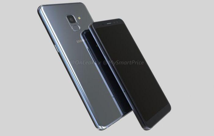 3D-ренедры показали те внешние преображения, что ждут Samsung Galaxy A5 (2018) и Galaxy A7 (2018) – фото 1