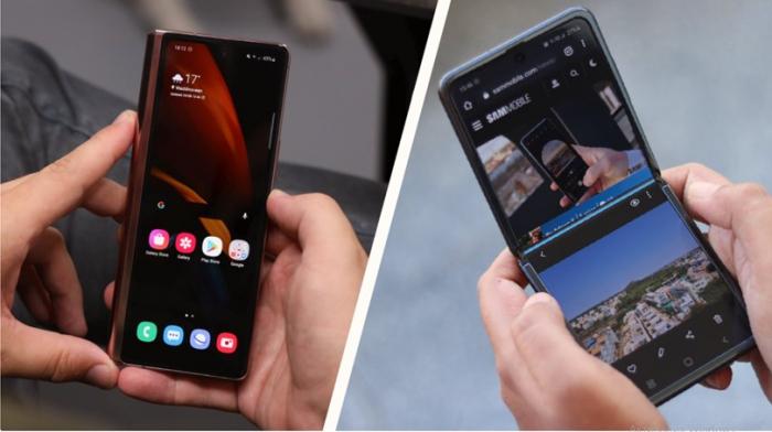 Samsung Galaxy Z Fold 3 и Galaxy Z Flip 2 получат защиту IP – фото 1