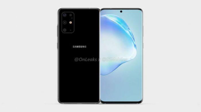 Видео дня: реалистичный концепт Samsung Galaxy S11