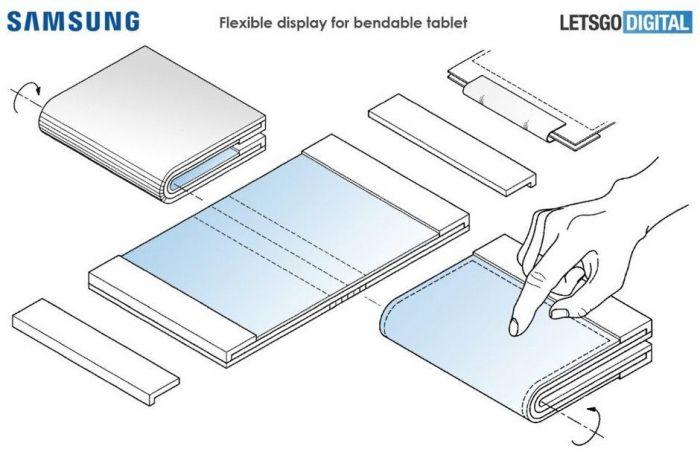 Samsung готовит планшет и ноутбук с гибким экраном – фото 2