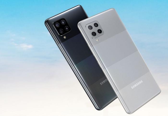Представлен Samsung Galaxy M42 5G: «бюджетный» 5G-смартфон в представлении Samsung – фото 1