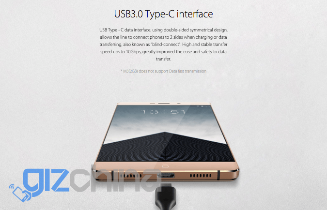 Elephone M3: смартфон с Helio P10, USB Type-C и в двух модификациях – фото 1