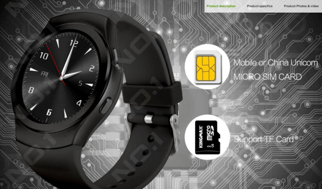 No.1 G3 – как ответ Samsung Gear S2 – фото 1