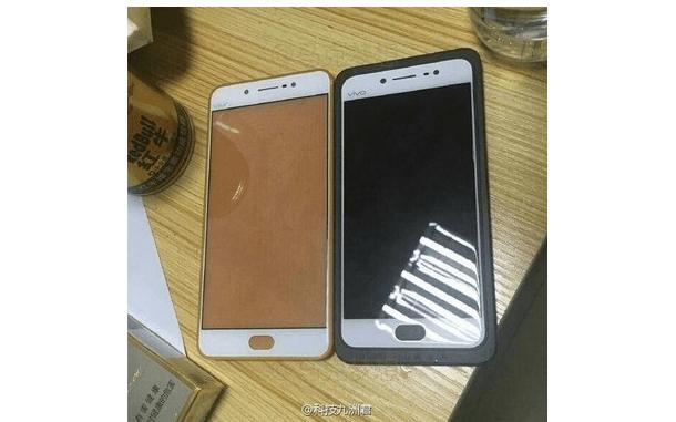 Vivo X7: первая утечка фотографии смартфона – фото 1