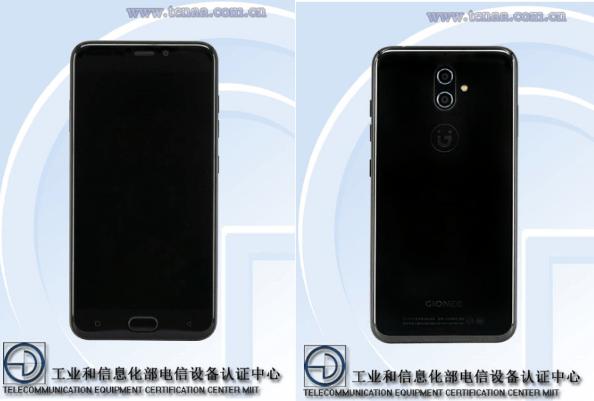 Gionee S9 и S9T с двойной тыльной камерой сертифицированы в Китае – фото 2