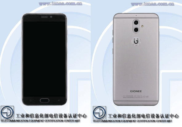 Gionee S9 и S9T с двойной тыльной камерой сертифицированы в Китае – фото 1