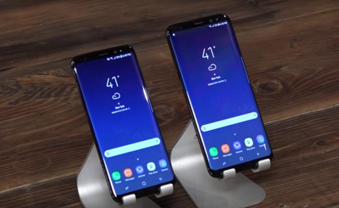 Samsung: продажи Galaxy S8/S8+ превысили объем реализации Galaxy S7/S7 Plus на 15% – фото 1