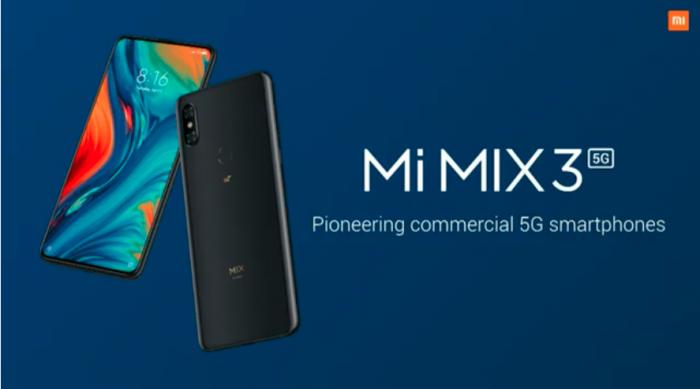 Xiaomi на MWC 2019: флагман-слайдер Mi Mix 3 с поддержкой 5G и международный дебют Xiaomi Mi 9 – фото 1