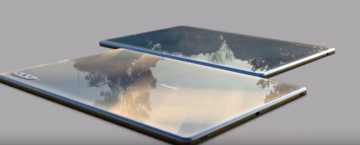 Изображения планшета Xiaomi Mi Tab 5. Фейк? – фото 4