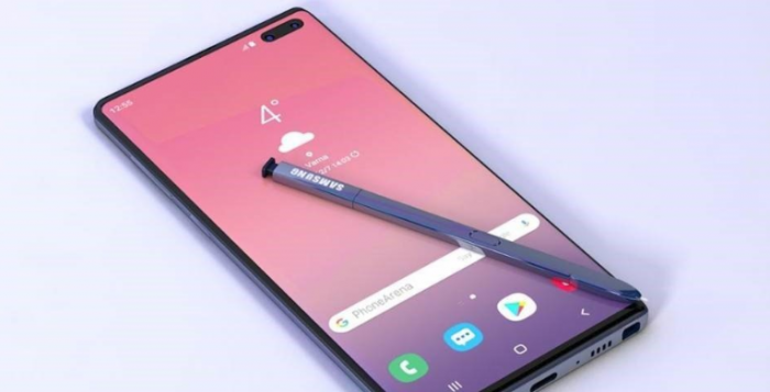Samsung Galaxy Note 10 должен получить беспроводную зарядку на 20 Вт – фото 1