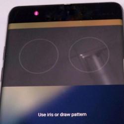 Наличие сканера радужки глаз в Samsung Galaxy Note 7 подтверждено – фото 1