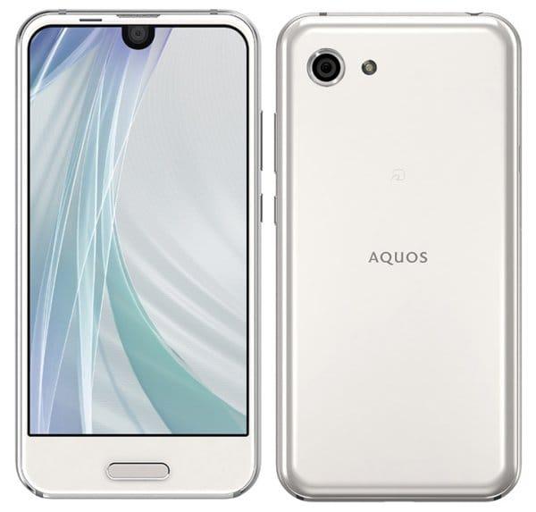 Sharp Aquos R Compact — компактная вариация на Essential Phone – фото 6