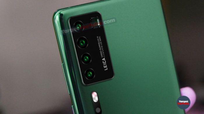 Подробности о камере Huawei P40 Pro