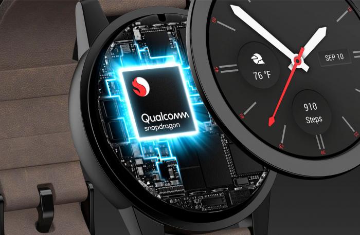 Первые подробности о чипе Snapdragon Wear 5100 – фото 1