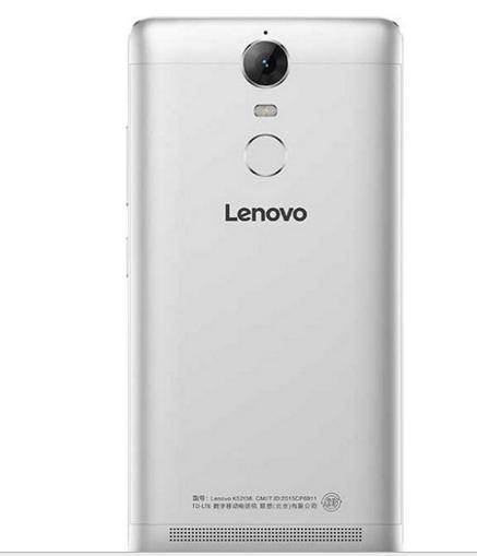 Lenovo K5 Note с процессором Helio P10 (МТ6755) уже на складах ритейлеров – фото 2