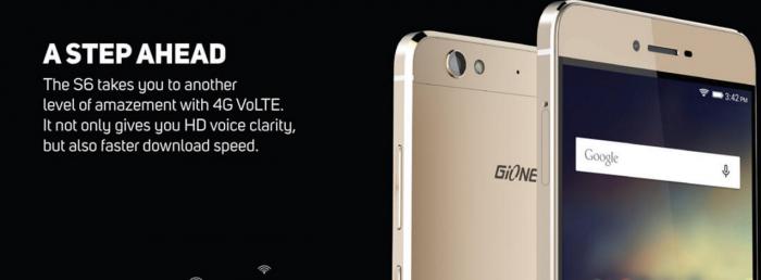 Gionee S6 – новый игрок на рынке Индии с ценой $294 – фото 2