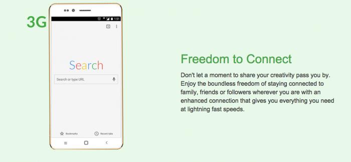 Ringing Bells Freedom 251 – смартфон стоимостью менее $4 с 4-дюймовым дисплеем и 4-ядерным процессором – фото 3