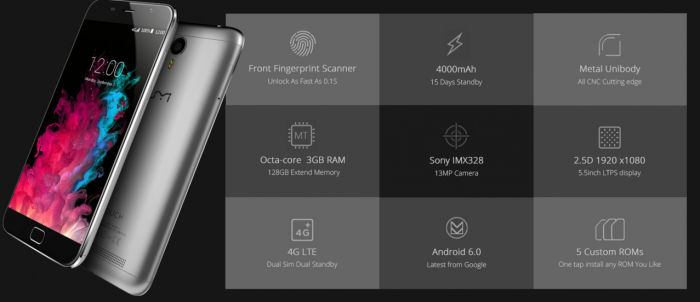 UMi Touch получит модификацию с Windows 10 – фото 3