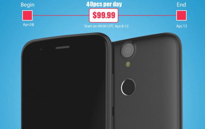 Vernee Thor: стартовал предзаказ на смартфон по цене $99,99 на площадке Gearbest – фото 2