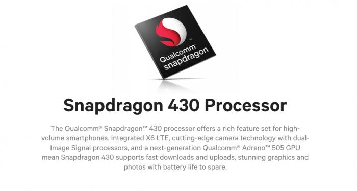 Motorola Moto G/G Plus 2016 (4-е поколение) получат 8-ядерный Snapdragon 430 – фото 2