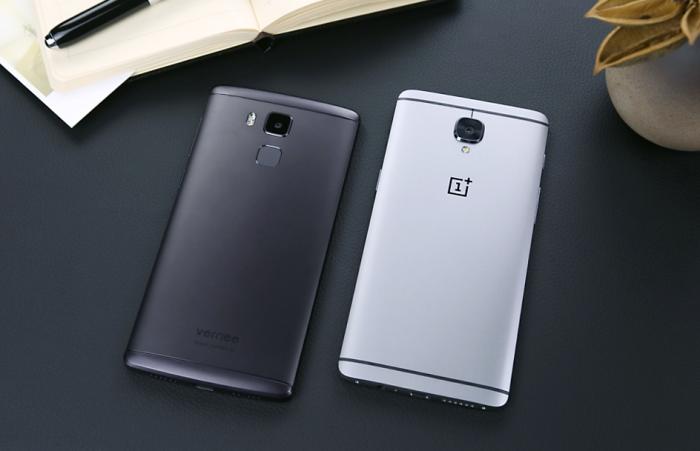 Сравнение дизайна OnePlus 3 и Vernee Apollo Lite. Кто круче? – фото 1