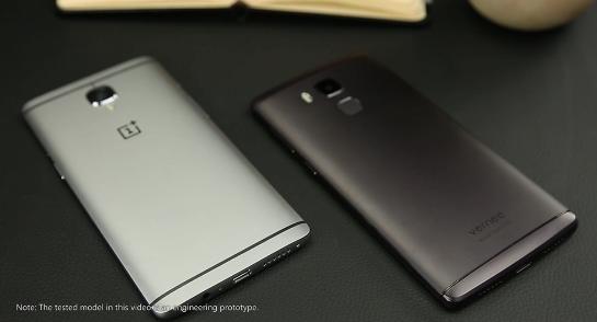 Сравнение дизайна OnePlus 3 и Vernee Apollo Lite. Кто круче? – фото 3
