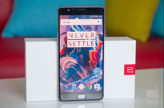 Обновление для OnePlus 3 «съедает» аккумулятор – фото 1