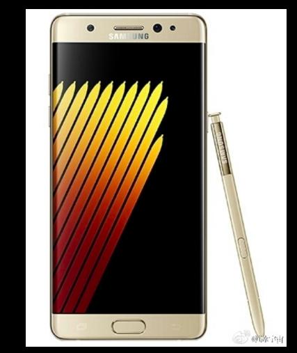 Samsung Galaxy Note 7: рендеры, подробности о характеристиках и работа сканера радужки глаза на видео – фото 2