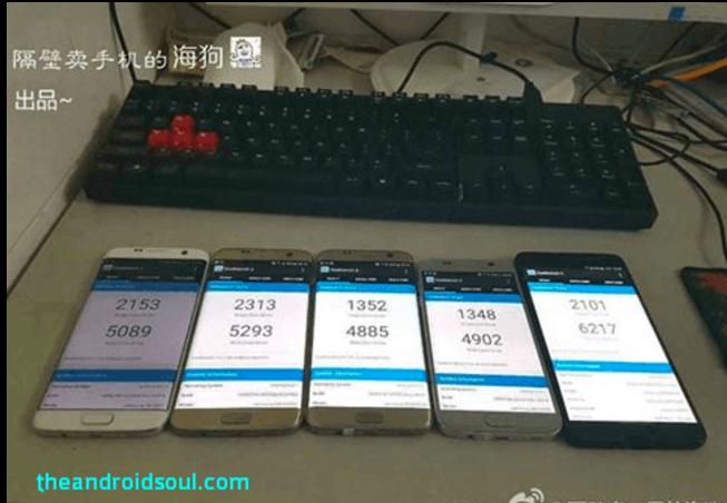 Samsung Galaxy Note 7 показал результаты бенчмарк-теста Geekbench – фото 2