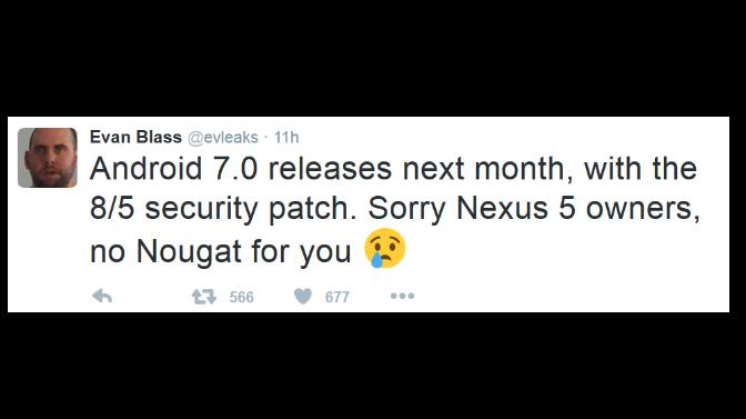 Android 7.0 Nougat начнет распространяться с августа 2016 года – фото 2